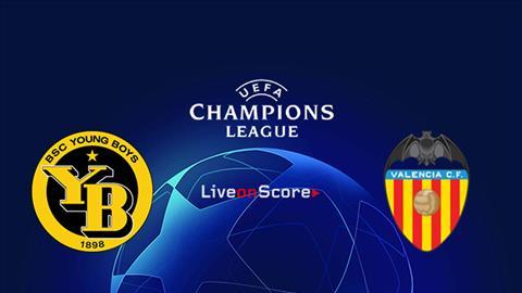 Young Boys vs Valencia 23h55 ngày 2310 (Champions League 201819) hình ảnh