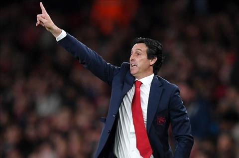 HLV Emery của Arsenal và hành trình ngồi vào ghế nóng Emirates hình ảnh