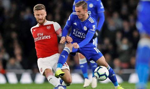 Mustafi chỉ ra lý do giúp Arsenal ngược dòng đánh bại Leicester hình ảnh