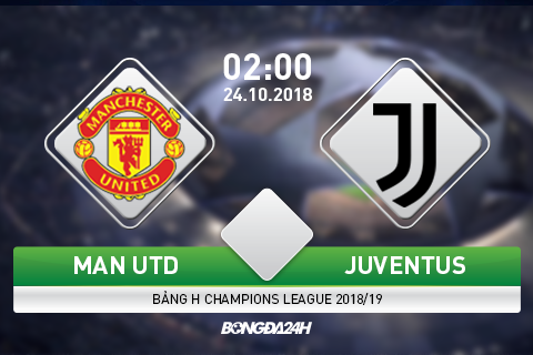 Preview Man Utd vs Juventus