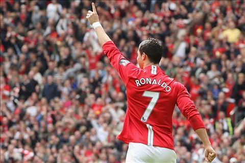 Chiec ao so 7 cua Ronaldo van chua co chu nhan xung dang