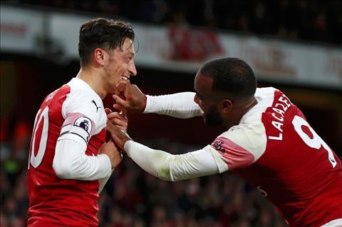 Mesut Ozil noi ve Arsenal