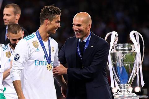 Su ra di cua Zidane va Ronaldo la khong the khoa lap duoi thoi Julen Lopetegui.