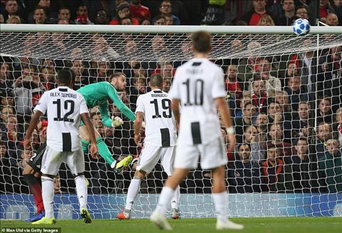 Thu mon De Gea da vai lan cuu thua cho doi chu san Old Trafford