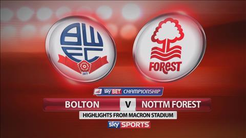 Bolton vs Nottingham 02h00 ngày 2510 (Hạng nhất Anh 201819) hình ảnh