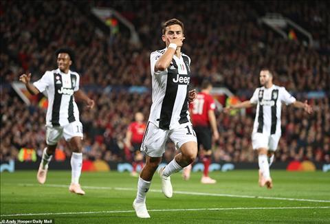 Dư âm MU vs Juventus Tiến 1 bước, lùi 2 bước hình ảnh