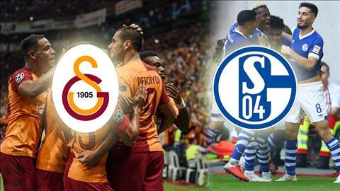 Galatasaray vs Schalke 02h00 ngày 2510 (Champions League 201819) hình ảnh