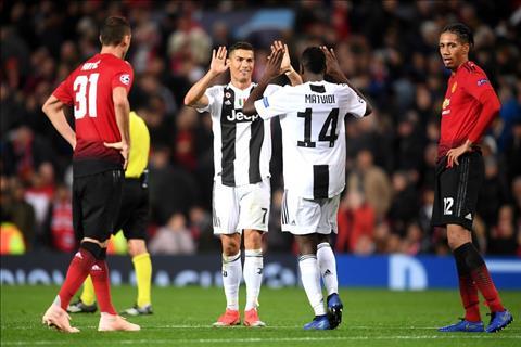 M.U de thua Juventus