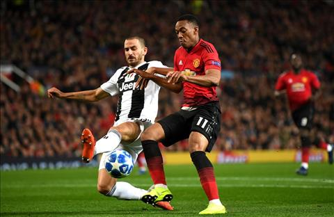 Jose Mourinho khen ngợi các trung vệ Juventus hình ảnh