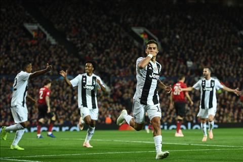 MU thất bại bạc nhược trước Juventus Chết vì phản ứng chậm hình ảnh