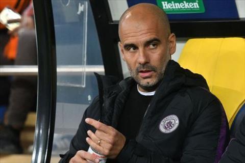 Pep Guardiola nói gì sau khi Man City vùi dập Shakhtar hình ảnh