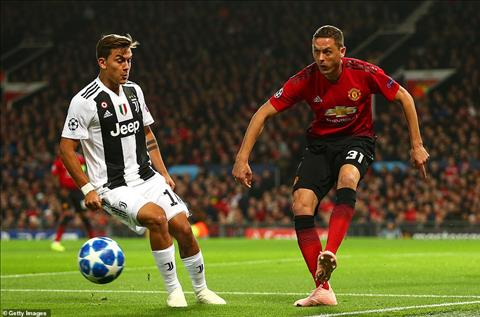 HLV Jose Mourinho phát biểu trận MU vs Juventus hình ảnh