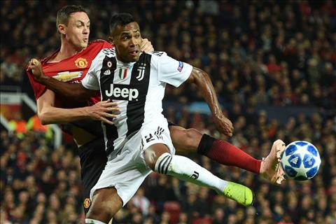 Matic choi that vong truoc Juventus