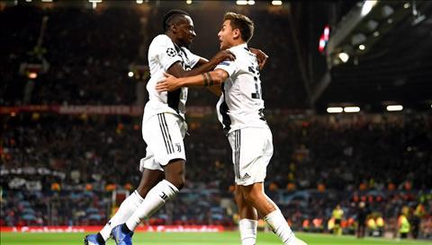 Những thống kê đáng nhớ sau trận MU 0-1 Juventus hình ảnh