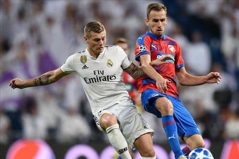 Kroos chia sẻ sau trận thắng Viktoria Plzen