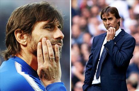 Antonio Conte từ chối dẫn dắt Real Madrid thay Lopetegui hình ảnh