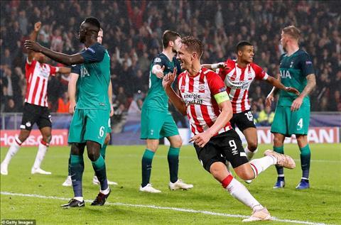 Christian Eriksen nói về trận PSV vs Tottenham hình ảnh