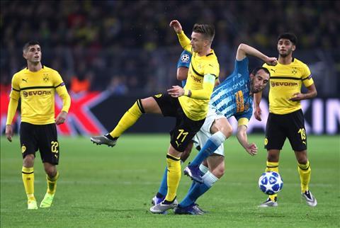 HLV Lucien Favre nói về trận Dortmund vs Atletico Madrid hình ảnh