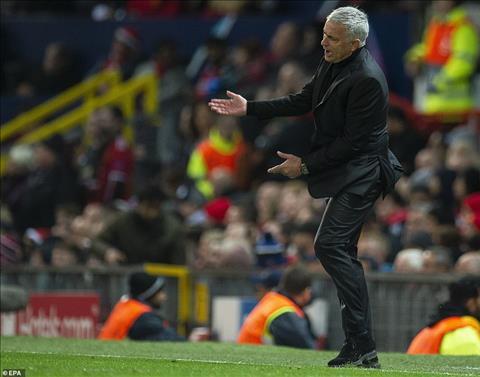 Nóng Zinedine Zidane thay thế Jose Mourinho dẫn dắt MU hình ảnh