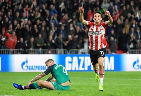 PSV 2-2 Tottenham Khi Champions League là giấc mơ quá tầm với Gà hình ảnh