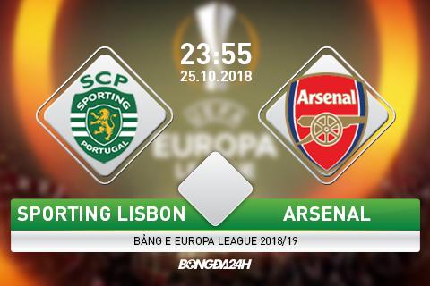 Nhận định Sporting Lisbon vs Arsenal Phá dớp lịch sử hình ảnh