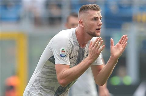 Real Madrid muốn mua Milan Skriniar của Inter Milan hình ảnh