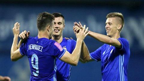 Trnava vs Dinamo Zagreb 23h55 ngày 2510 (Europa League 201819) hình ảnh