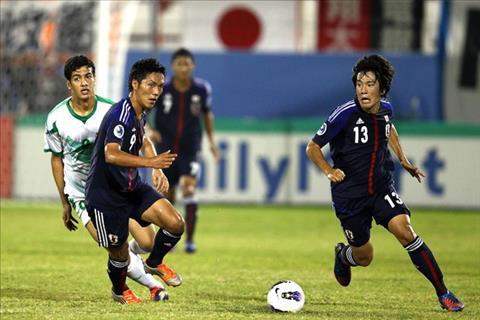 U19 Nhật Bản vs U19 Iraq 16h00 ngày 2510 (VCK U19 châu Á 2018) hình ảnh