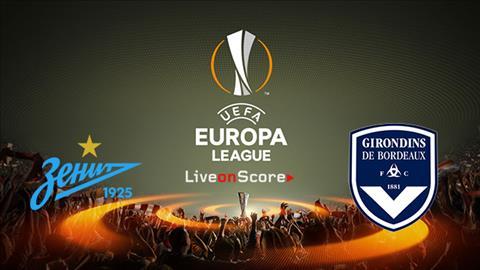 Nhận định Zenit vs Bordeaux 23h55 ngày 2510 Europa League 2018 hình ảnh