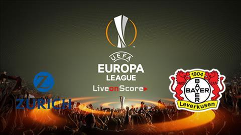Zurich vs Leverkusen 23h55 ngày 2510 (Europa League 201819) hình ảnh
