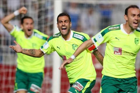 AEK Larnaca vs Ludogorets 23h55 ngày 2510 (Europa League 201819) hình ảnh