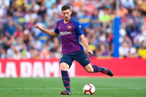 Clement Lenglet tin rang Barca van rat manh du khong co Messi trong doi hinh