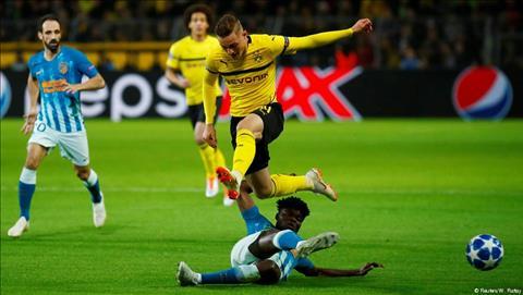 HLV Diego Simeone phát biểu trận Dortmund 4-0 Atletico hình ảnh