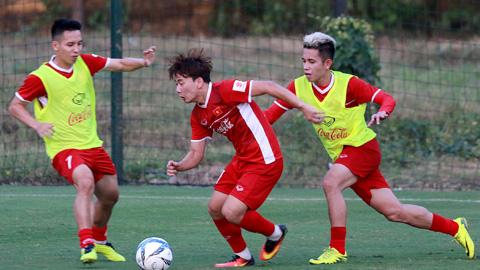 ĐT Việt Nam thắng FC Seoul trong trận giao hữu tại Hàn Quốc hình ảnh