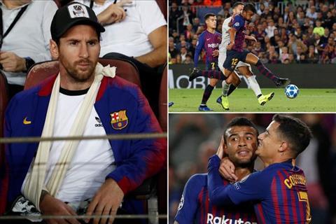 Dư âm Barca 2-0 Inter Milan Không Messi, Barca vẫn sống khỏe! hình ảnh
