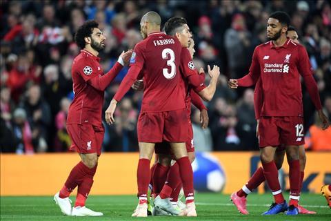 Fabinho cung Liverpool thang Sao do 4-0