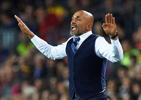 HLV Spalletti nói về trận Barca vs Inter Milan hình ảnh 2