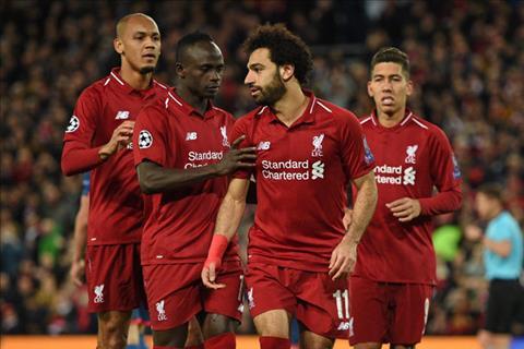 HLV Klopp nói về tiền đạo Salah của Liverpool trận gặp Sao Đỏ hình ảnh
