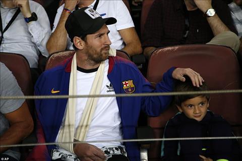 Barca không Messi và lời giải đáp nghi ngờ đội bóng một người hình ảnh
