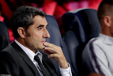 HLV Valverde chia sẻ sau trận thắng Inter