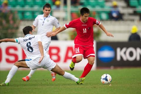 U19 Thái Lan vs U19 Triều Tiên 16h00 ngày 2510 (VCK U19 châu Á) hình ảnh