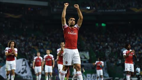 Thống kê Sporting Lisbon vs Arsenal - Bảng E Europa League hình ảnh