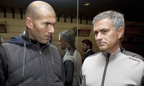 Ed Woodward chot Zidane thay Mourinho