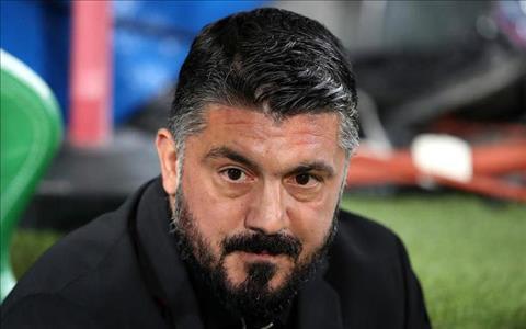 Gennaro Gattuso phát biểu sau trận Milan 1-2 Betis hình ảnh