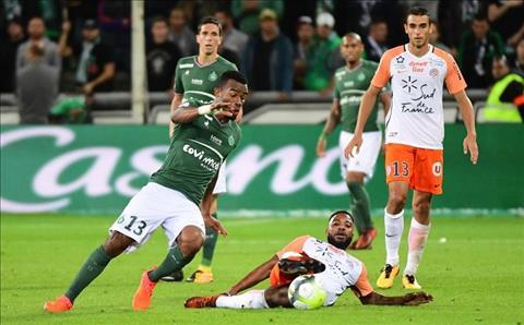 Nimes vs StEtienne 01h45 ngày 2710 (Ligue 1 201819) hình ảnh