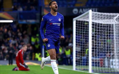 Thống kê Chelsea vs BATE Borisov - Bảng L Europa League 201819 hình ảnh