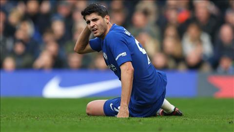 Chelsea bán Morata ngay trong tháng Một 2019 hình ảnh