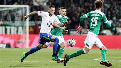 Dusseldorf vs Wolfsburg 1h30 ngày 149 Bundesliga 201920 hình ảnh