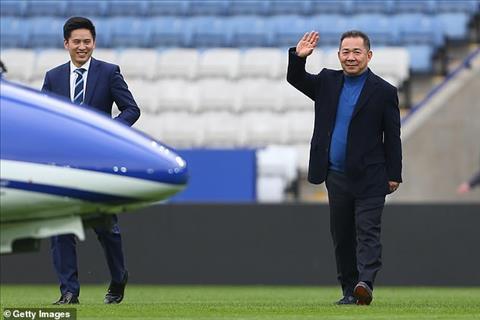 Chủ tịch Vichai và Leicester Đoạn kết buồn cho chuyện cổ tích hình ảnh