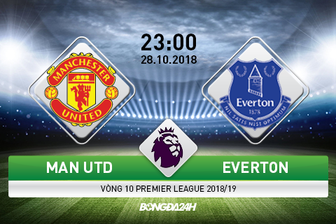 Preview Man Utd vs Everton